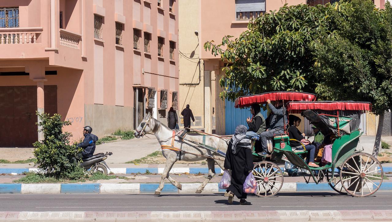 On the streets of Sidi Bouzid