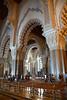 Prayer Hall, Grande Mosquée Hassan II, Casablanca, Morocco