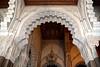 Detail of Interior Arch, Grande Mosquée Hassan II, Casablanca, Morocco