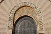 Exterior Arched Doorway, Grande Mosquée Hassan II, Casablanca, Morocco