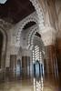 Arches, Columns and Capitals, Grande Mosquée Hassan II, Casablanca, Morocco