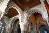 Capitals and Arches, Grande Mosquée Hassan II, Casablanca, Morocco