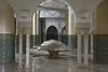 Ablution Fountain, Grande Mosquée Hassan II, Casablanca, Morocco
