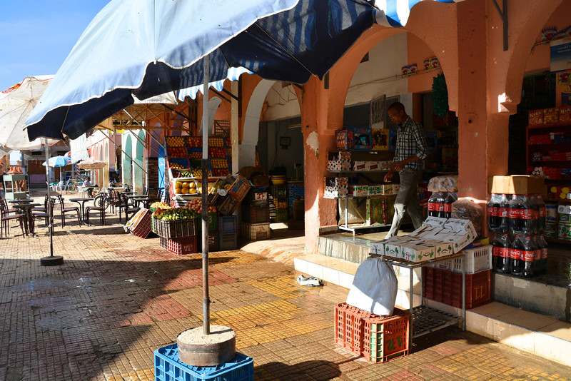 The Souk, Tinghir, Morocco