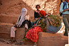 Women in from the Fields, Tinghir, Morocco