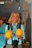 Loretta with Sizable Melons, Tinghir, Morocco
