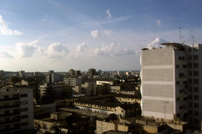 View of Casablanca.