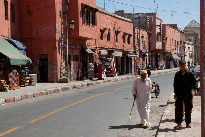 streets of Marrakesh