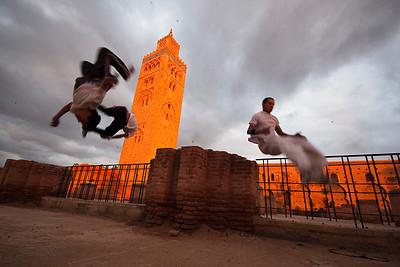 Koutoubia , Marrakech