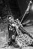 Spinning, Ait Benhaddou, Morocco