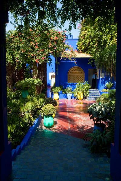 Islamic Art Museum, Majorelle Garden, Marrakesh