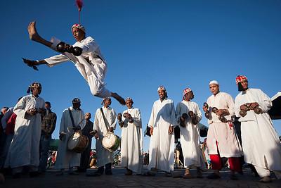 Jamma El Fna , Marrakech