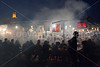 Djemaa al Fna a night- One of many restaurants