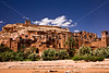Ait ben Haddou-ancient fortified city