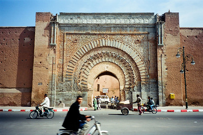 Bab Agnaou Gate