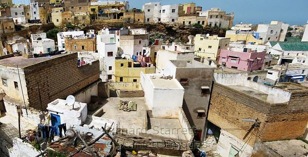 Village of Bhalil, Morocco