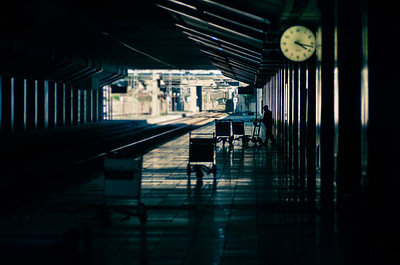 Casablanca Trainstation