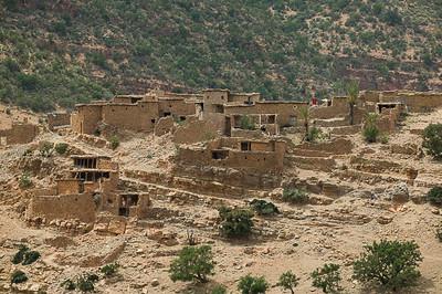 CAV25191 - villaggio berbero