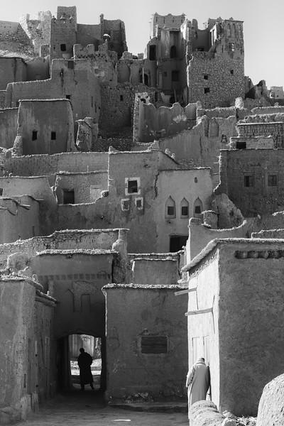 The Kasbah, Ait Benhaddou