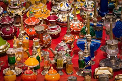 Market Stall, Jemaa El Fna, Marrakech
