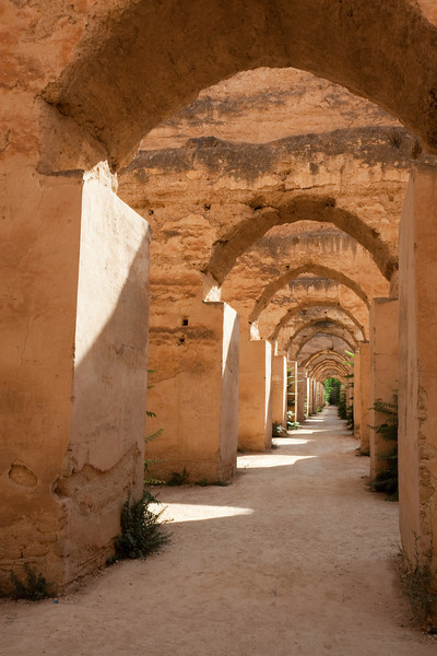 Heri es Souani, Meknes