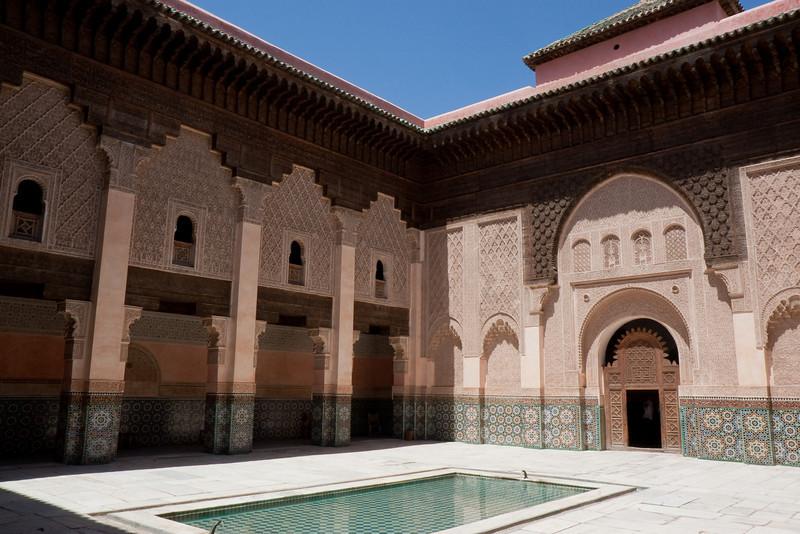 Ali ben Yousseff Medersa, Marrakesh