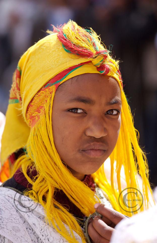 Kelaa Mgouna 04/05/07Fte de la Rose ˆ Kelaa M'gouna ˆ l'est de Ouarzazate,Maroc.©didierbaverel.com/Starface