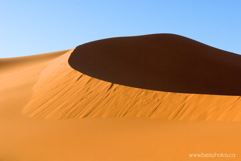 Erg Chebbi - Sahara Desert, Morocco