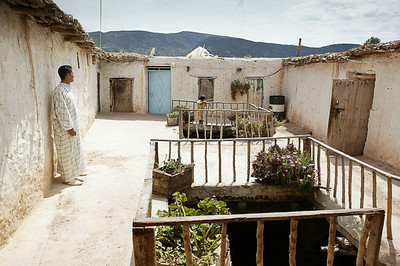 Casa tipica berbera