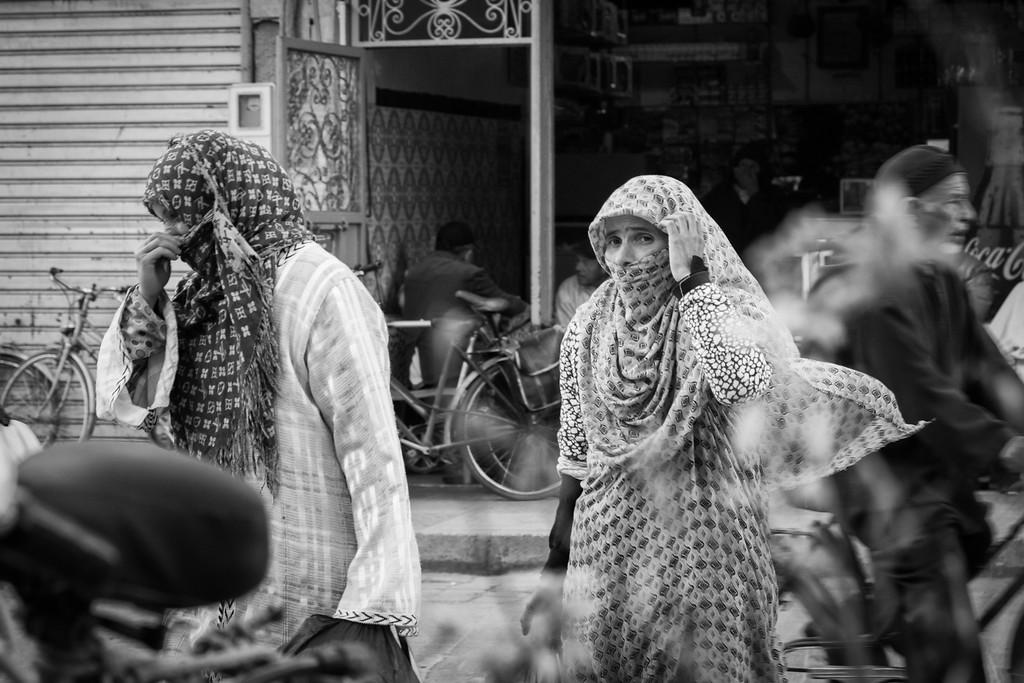 Covered, Taroudant, Morocco