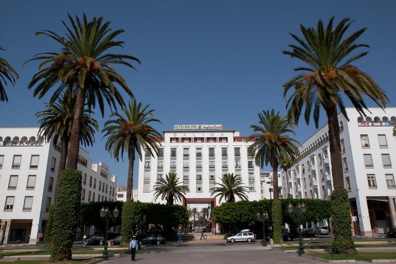 Hotel Balima, Casablanca
