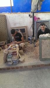 Sofitel Palais Jamai in Fez, Morocco.
