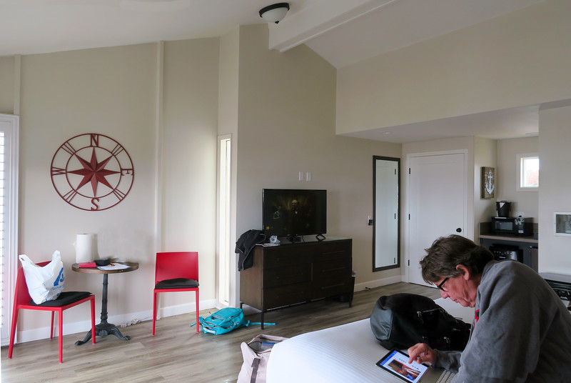 Room 301 of The Landing, Morro Bay