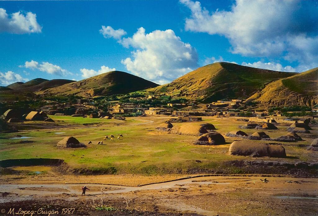 Berever village.