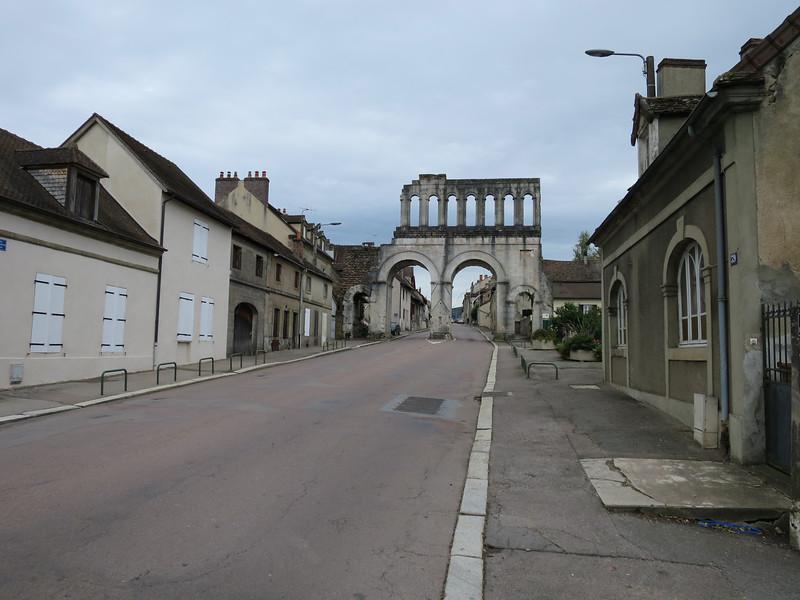 Noordelijke Romeinse stadspoort