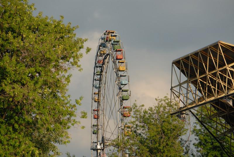 Ferris Wheel in Gorky park
