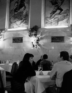 Georgian Restaurant (Aragvi) - Beria's favourite