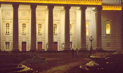 Bolshoi Theatre Jan 98