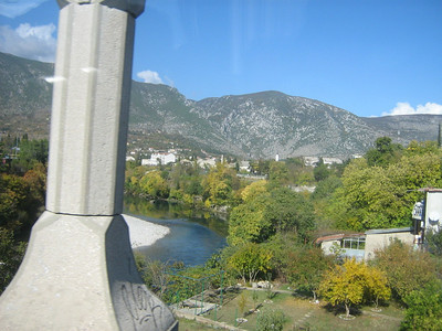 Mostar to Dubrovnik 2011