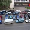 Naberezhnye Chelny - parking chaos