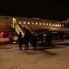 Tatarstan Airlines at Nizhnekamsk Airport (Naberezhnye Chelny)