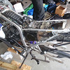 Bike Taken Apart