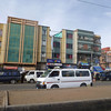 rolling through el Alto, La Paz.  There were some pretty nice buildings in places.  Others not as much