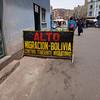 Bolivian migración
