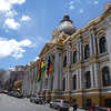Gov't building in la Paz
