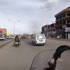 smoggy welcome to El Alto, La Paz