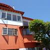 Pablo Neruda's house in Valparaiso.