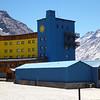 Portillo ski resort.