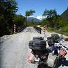 TA on the road, Valle Exploradores