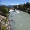 river view south of Cochrane, Carretera Austral